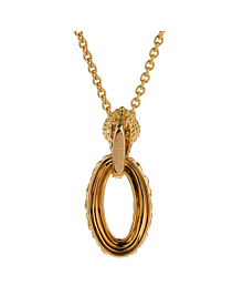 Boucheron Serpent Boheme Diamond Gold Necklace - Boucheron Jewelry