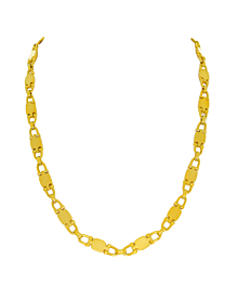 Cartier Vintage Paris Yellow Gold Necklace - Cartier Jewelry
