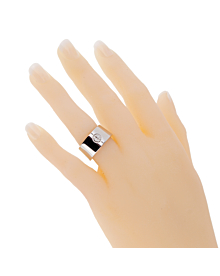 Cartier Love Diamond White Gold Ring - Cartier Jewelry
