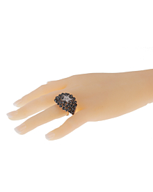 Charade Diamond Cocktail Star Ring - Charade Jewelry