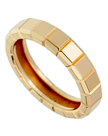 Chopard Ice Cube Rose Gold Band Ring - Chopard Jewelry