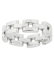 Chopard Les Chaines 3 Row White Gold Ring - Chopard Jewelry
