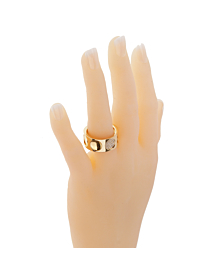 Louis Vuitton Empreinte Diamond Gold Ring - Louis Vuitton Jewelry