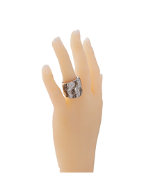Marina B Kar Diamond Cocktail Ring - Marina B Jewelry