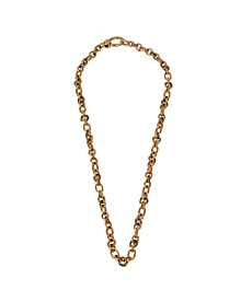 Pomellato Tricolor 18k Gold Necklace - Pomellato Jewelry