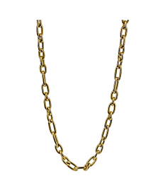 Pomellato Gold Link Necklace - Pomellato Jewelry