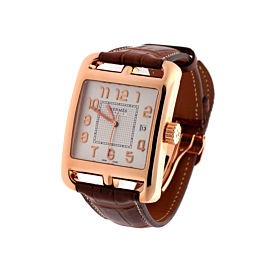 Hermes Cape Cod Limited Edition Rose Watch