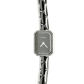 Chanel Premiere Ceramic Diamond Watch