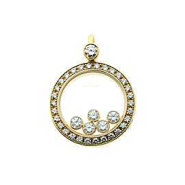 Chopard Happy Diamond Gold Necklace 79/3926