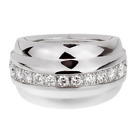 Chopard La Strada Diamond White Gold Ring