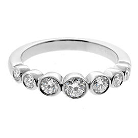 Tiffany & Co Platinum Diamond Ring
