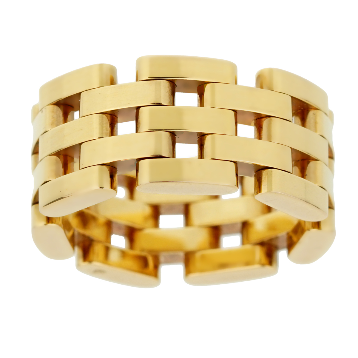 Chopard Les Chaines Rose Gold Ring - Chopard Jewelry