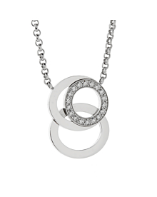 Audemars Piguet Millenary Diamond White Gold Necklace - Audemars Piguet Jewelry