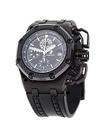 Audemars Piguet Survivor Black PVD Watch 2616510.00.A002CA.01
