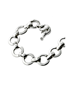 Baraka Diamond White Gold Bracelet - Baraka Jewelry