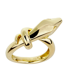 Boucheron Snake Kaa Yellow Gold Ring