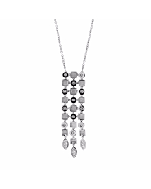 Bulgari Lucea Diamond White Gold Necklace - Bulgari Jewelry