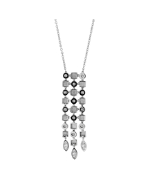 Bulgari Lucea Diamond White Gold Necklace
