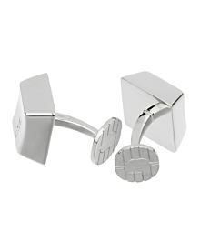 Cartier Control Escape White Gold Cufflinks