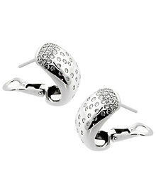 Cartier Diamond White Gold Earrings - Cartier Jewelry