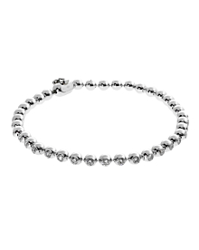Cartier Diamond Tennis White Gold Bracelet - Cartier Jewelry