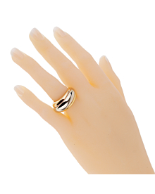Cartier Trinity Vintage Gold Ring - Cartier Jewelry