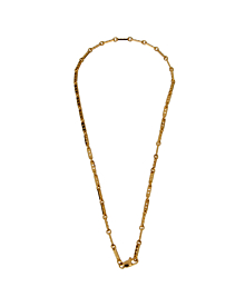 Cartier Vintage 18k Yellow Gold Bar Necklace