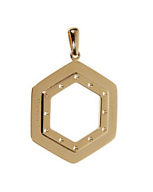 Cartier Vintage Zodiac Diamond Yellow Gold Pendant Necklace - Cartier Jewelry