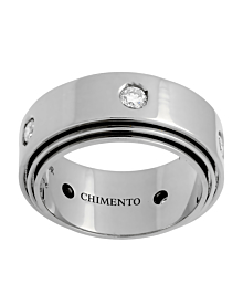 Chimento Diamond White Gold Band