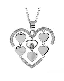 Chopard Amore Diamond Necklace 797219-1002