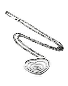 Chopard Happy Diamond Heart Necklace 79/5502 - Chopard Jewelry