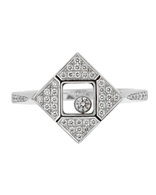 Chopard Happy Diamonds White Gold Ring - Chopard Jewelry