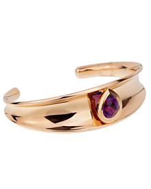 Chopard Imperiale Rose Gold Cuff Bangle Bracelet