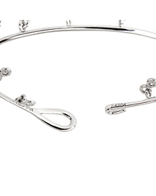 Dior Dangling Diamond Bangle Bracelet - Dior Jewelry