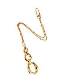 Gucci Bamboo Gold Necklace - Gucci Jewelry