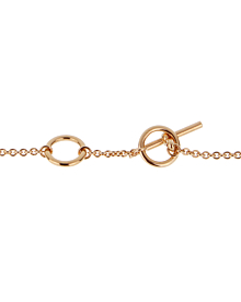 Hermès Punk Rose Gold Necklace