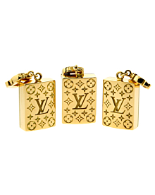 Louis Vuitton Limited Edition Mahjong Tile Gold Set