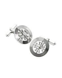 Patek Philippe White Gold Cufflinks - Patek Philippe Jewelry