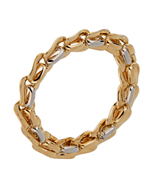 Pomellato Solid Gold 18k Ladies Chain Link Bracelet