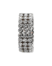 Tiffany & Co Diamond Jazz Eternity Ring - Tiffany and Co Jewelry
