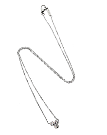 Tiffany & Co Diamond Necklace in Platinum - Tiffany and Co Jewelry