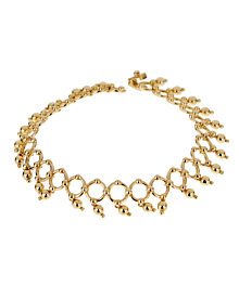 Tiffany & Co Vintage Beaded Yellow Gold Bracelet - Tiffany and Co Jewelry