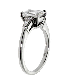 Tiffany & Co Diamond Engagement Ring - Tiffany and Co Jewelry