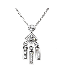 Tiffany & Co Legacy Diamond Platinum Necklace 1