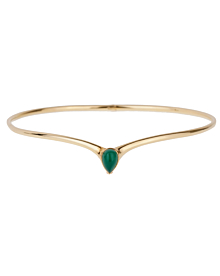 Van Cleef & Arpels Chrysoprase Gold Choker Necklace - Van Cleef and Arpels Jewelry