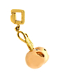 Louis Vuitton Cherry Charm in Rose & Yellow Gold
