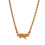 Boucheron Vintage Diamond Gold Necklace