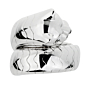 Cartier Panthere White Gold Ladies Ring