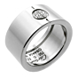 Cartier Love Diamond White Gold Ring