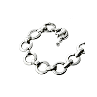 Baraka Diamond White Gold Bracelet